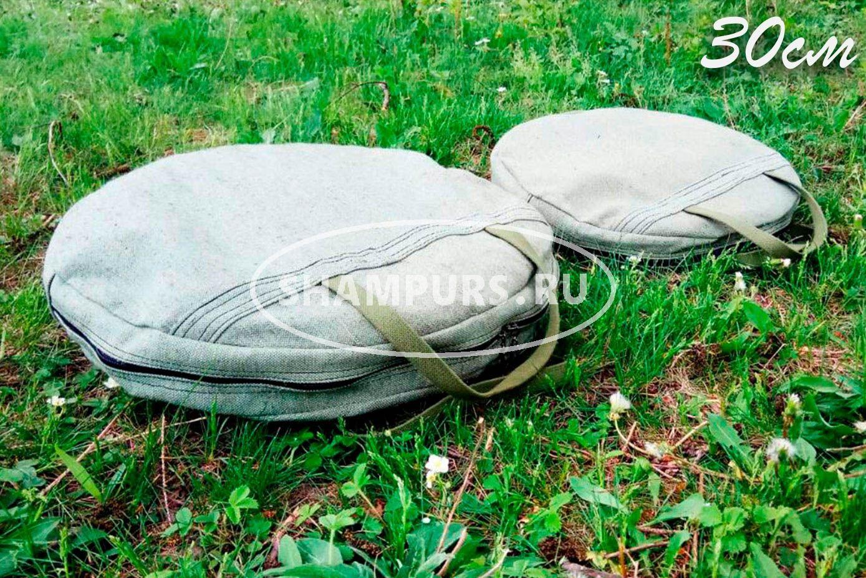 Чехол для костровой сковороды 30 см купить в интернет-магазине Shampurs.ru с бесплатной доставкой